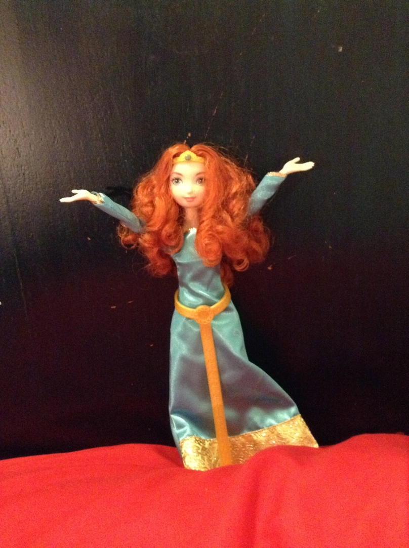 Merida: The Scottish Princess Returned to her Home Land