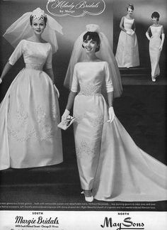 7 Wedding Dress Trends That Deserve a Comeback – It's Marissa