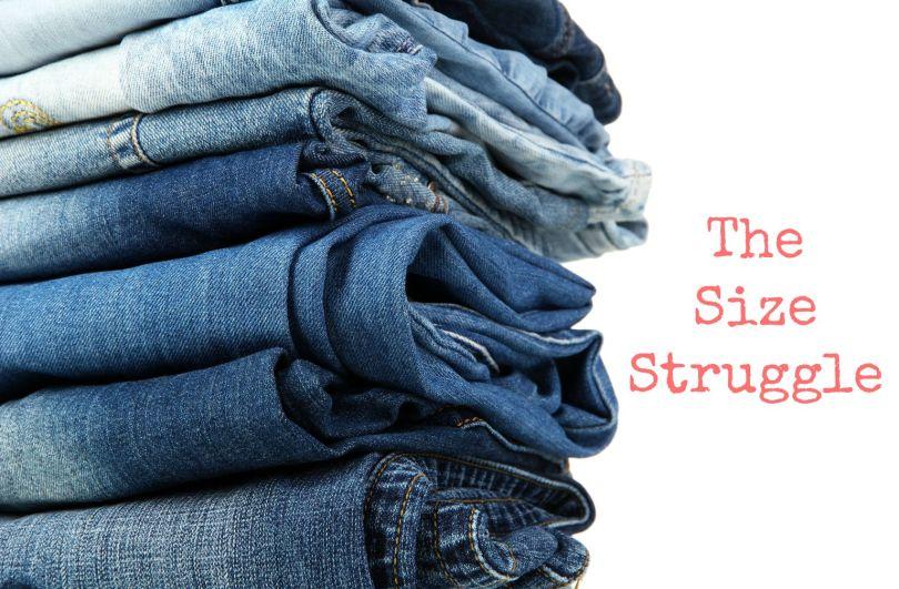 The Size Struggle: Why Clothing Sizes Don't Matter