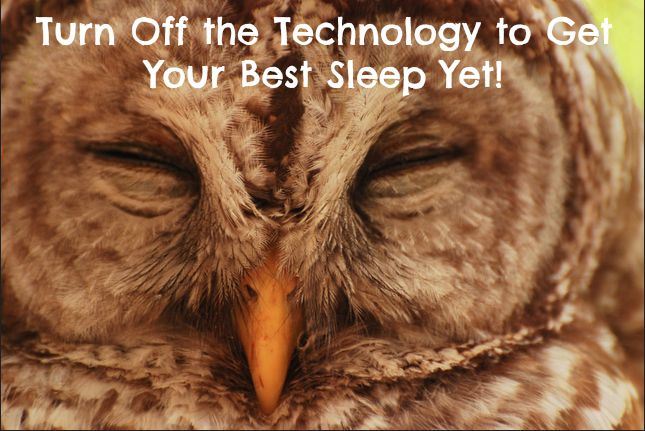 Why technology is keeping you up at night
