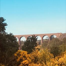 Knock-off Harry Potter bridge